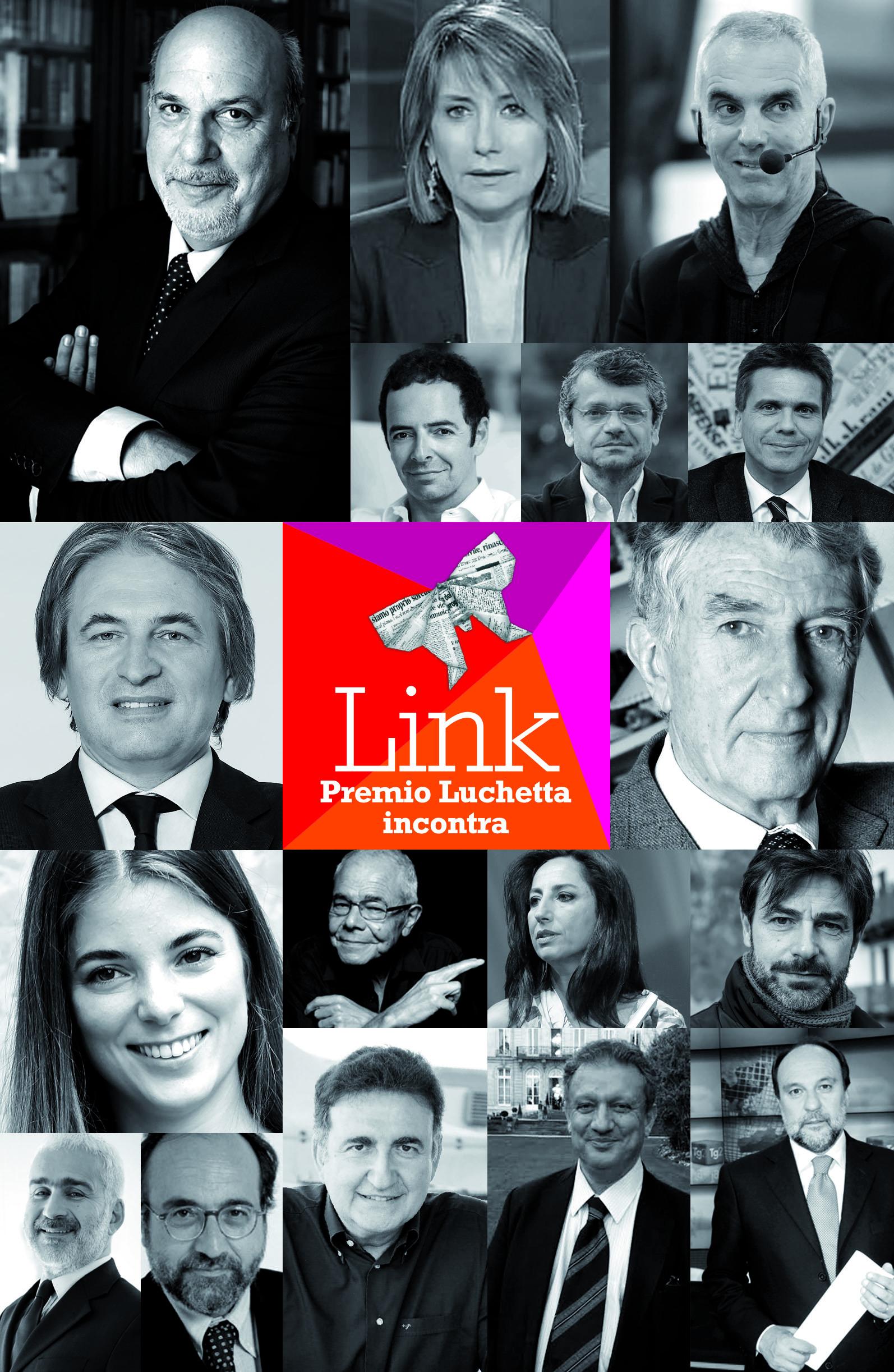 Link 2017 il giornalismo internazionale protagonista per for Tre giorni per il giardino 2017
